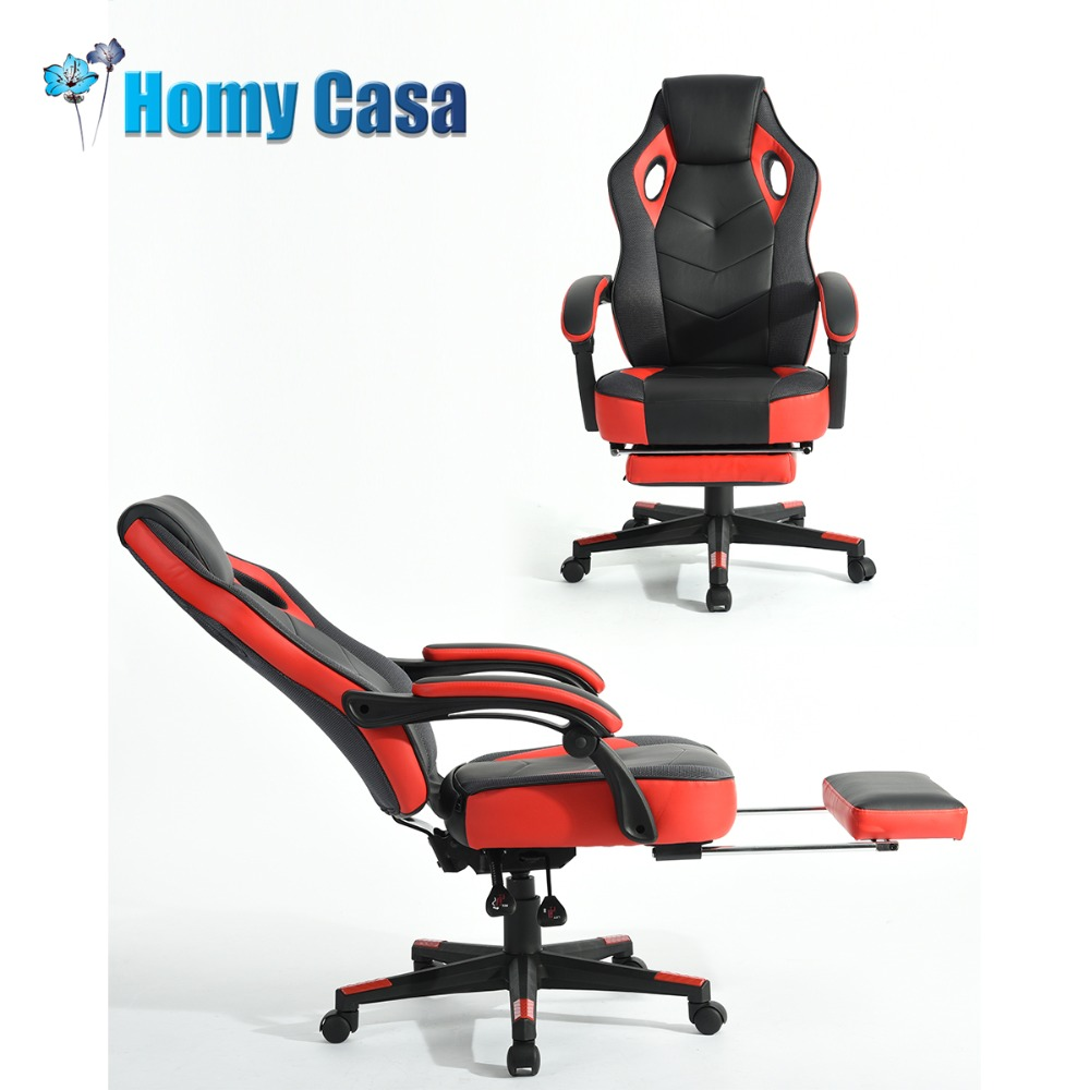 HOMY CASA LIN LEISURE LMKZ adjustable height Reclining Office chair Game armchair Comput ...