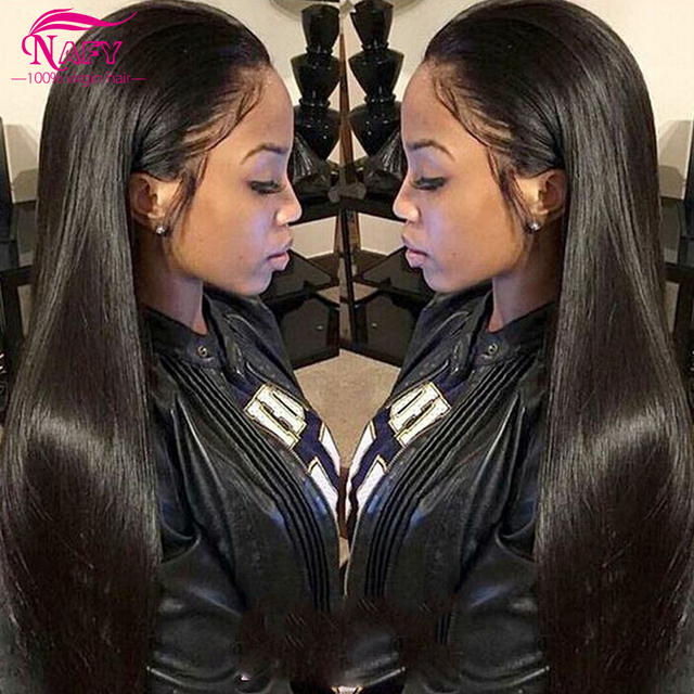 Mink Brazilian Virgin Hair Straight 4Bundle Deals Unprocessed Virgin Brazilian Straight Hair Extension 7A Remy Human Hair Weave