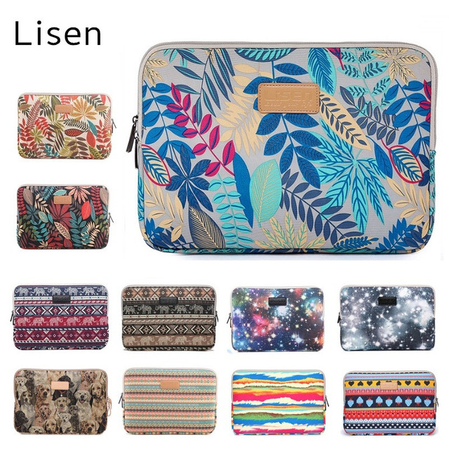 """2017 Brand Lisen Sleeve Case For Laptop 11"""",12"""",13"""",14"""",15"""",15.6 inch, For ipad 9"""", Bag For MacBook Air Pro 13.3"""", Free Shipping"""