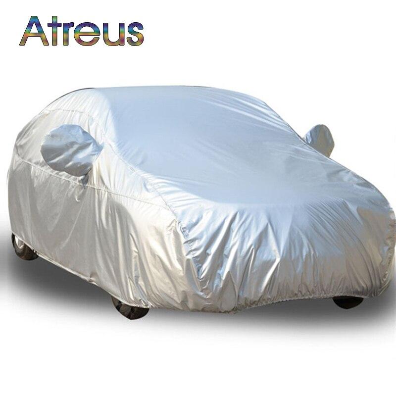 1Set Sedan XXL Waterproof Dustproof Car covers for Audi A6 c6 A7 S6 S7 Ford Mondeo Honda Accord Kia K5 K9 Citroen C6 Accessories