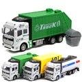 Modelo de Camión de basura Toy1: 32 Camiones Diecast Escala Fuego Modelo de Camión de Camiones a Escala maket Arabalar Juguete Diecast Vehículos W053