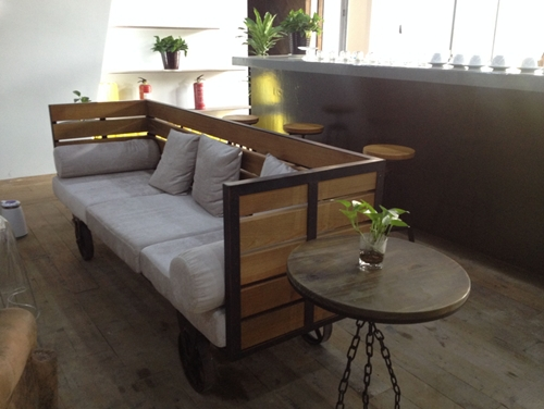 Cool Online Shop French Retro Rustic Wood Tables And Chairs Wrought Iron  Coffee Table Sofa Sofa Chair Sofa Industrial Style Wood Bench Aliexpress  Mobile ...