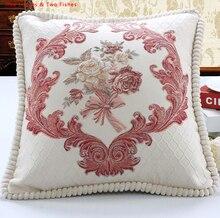 Вышивка по домашнему текстилю