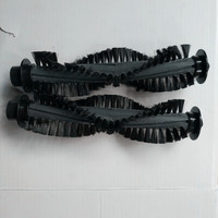 2pcs Roller Main Brush Bristle For Ilife A6 X620 X623