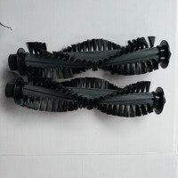 2pcs Roller Main Brush Bristle For Ilife A6 X620 X623