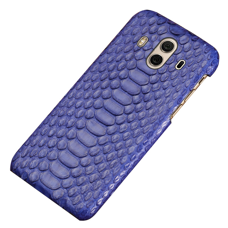 Luxury brand mobile phone case python Half pack  mobile phone case For huawei Honor v9 mobile phone case custom processing