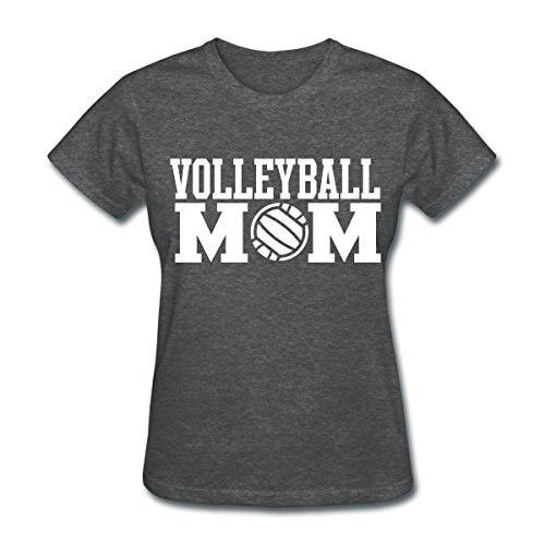 2017 мода Volleyballer Мама женская Футболка 100% хлопок O-образным Вырезом Футболка Повседневная короткие топы tee