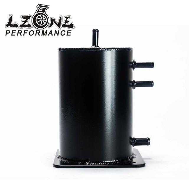 LZONE 경주 연료 소용돌이 냄비 합금 1.5 LT 연료 서지 탱크 모터 스포츠 경주 드리프트 랠리 드래그 자동차 JR-TK05BK