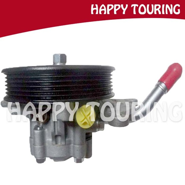 Steering Pump For Ford Escape Mazda Tribute V6 2001 2002 2003 2004 6l8z3a696b 6l8z 3a696 B 6l84639ba Ec0732650d