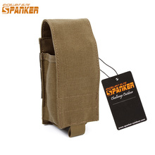 EXCELLENT ELITE SPANKER Tactical Sundries Equipment Outdoor Hunting Utility Molle Magic Tap Waist Pouch Gadget Storage Accessory