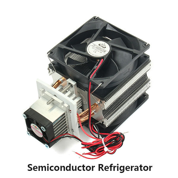 12V 6A DIY Electronic Semiconductor Refrigerator Radiator Cooling Equipment Free Shipping
