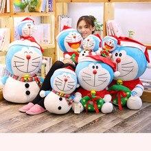 Dinheiro natal Duo um sonho Doraemon tinir gato boneca de brinquedo brinquedos Para O Miúdo Dos Desenhos Animados Figura Brinquedos bonecas Almofada brinquedo de pelúcia gife natal