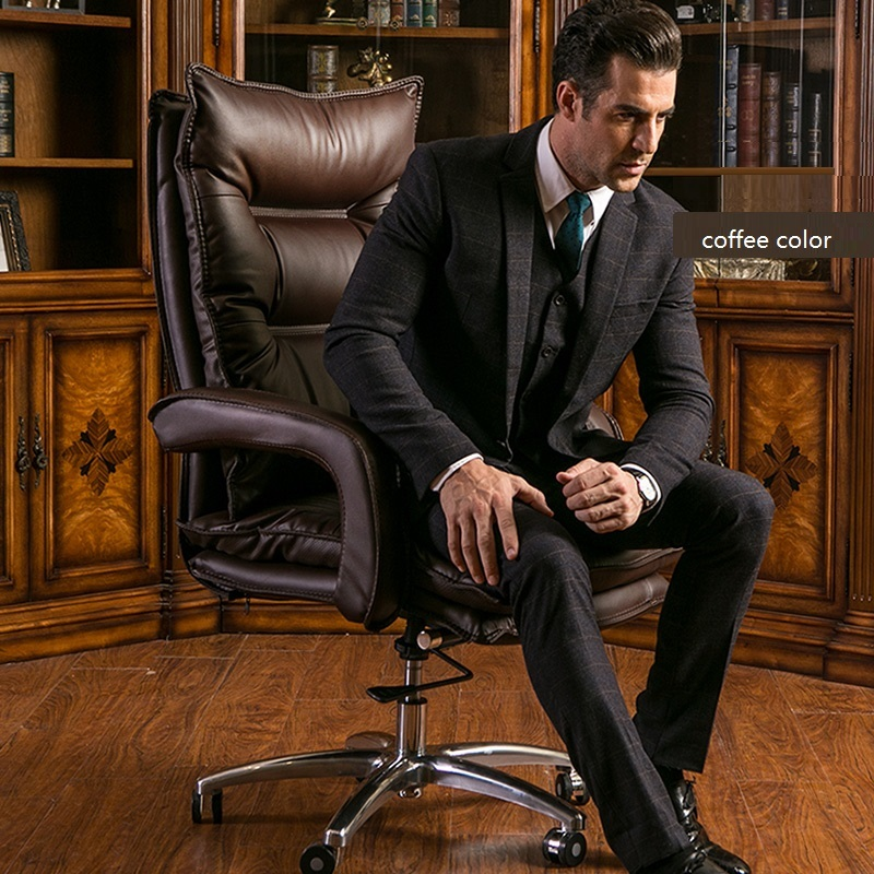meeting room president chair white Khaki wihte black coffee office chair free shipping пленка тонировочная president 5% 0 5м х 3м