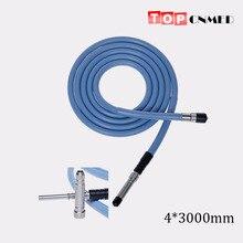 Волоконно оптический кабель силиконовый кабель storz olympus 4 мм 3000 мм