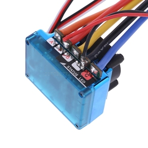Image 5 - 120A Waterproof Sensored Brushless Speed Controller ESC for RC Car Truck Crawler Je13 19 Dropship