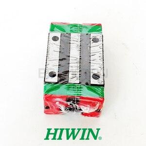 Image 2 - Оригинальная линейная направляющая HIWIN HGR20 280 300 460 500 640 700 820 900 1000 мм 1100 1200 1500 рельсовая направляющая HGH20CA, направляющая для деталей с ЧПУ