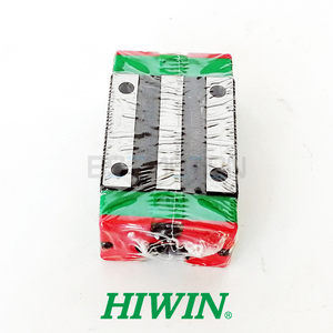 Image 2 - Original HIWIN HGR25 Linear Guide 300 460 500 640 820 900 1000mm 1100 1240 1500 rail HGH25CA Linear Carriage Block for cnc part