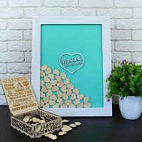 Guest Book Alternative Sweet 15 Quinceanera Party decorations Sweet Fifteen 15th Birthday Party Guestbook Drop Box
