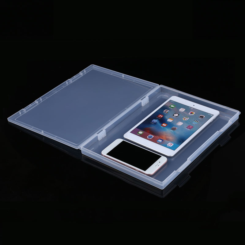 Electronic Components IC Chip Screw Storage Case Plastic Tool Box For Ipad Mobile Phone Storage Box Boite A Outil