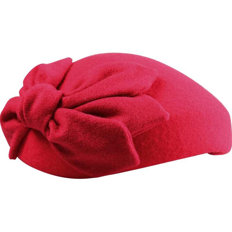 New Arrival Fedoras Hat Lady Autumn Winter England Retro Wool Hat Banquet Dress Cap Girl Party Cap New Year Gift