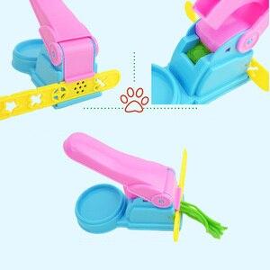Image 5 - צבע לשחק בצק דגם כלי צעצועי Creative 3D פלסטלינה כלים Playdough סט חימר תבניות Deluxe סט, למידה חינוך צעצועים