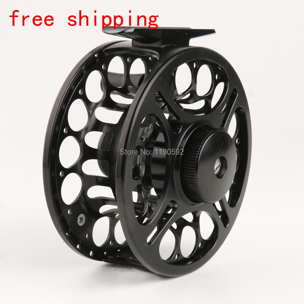 LD 5/7 Weight  Fly Reel CNC Machine Cut Fly Reel  Waterproof Large Arbour Fly Fishing Reel new arrival stylish design women peep toe stiletto heel thigh high boots suede cross strap lace up open toe booties hot selling