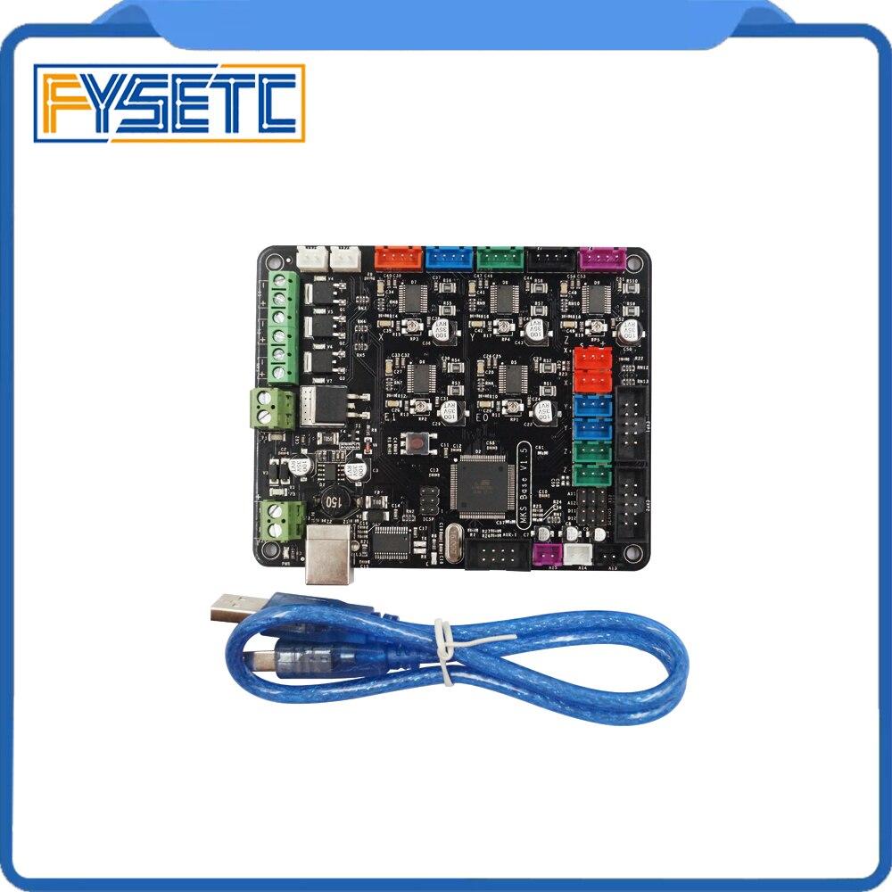 МКС База V1.5 3D-принтеры Управление доска с USB MEGA 2560 R3 Материнская плата RepRap Ramps1.4 Совместимость с Prusa i3 3D-принтеры