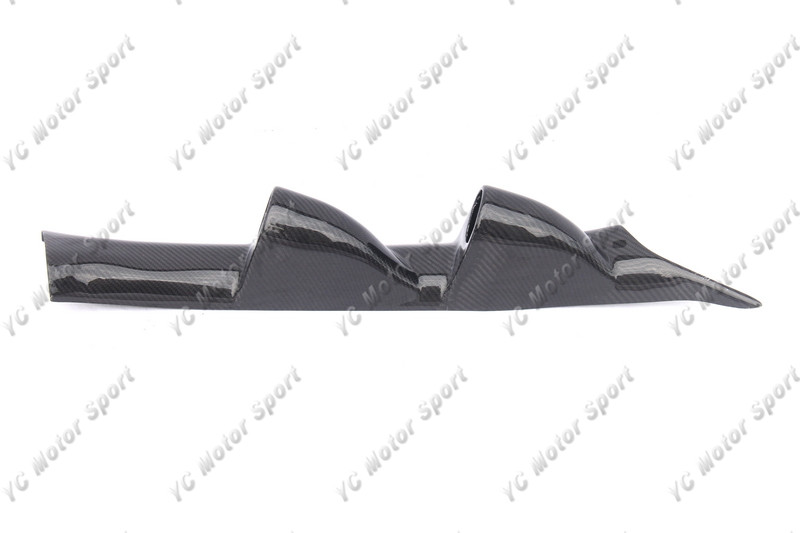 Car Accessories Carbon Fiber Gauge Pod Trim Fit For 1995 1998 S14 Zenki S14A Kouki RHD A Pillar Twin Gauge Pod