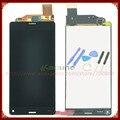 Для Sony Xperia Z3 Compact Z3 Mini ЖК-Экран и Сенсорный Экран Digitizer Ассамблея Черный + Инструменты