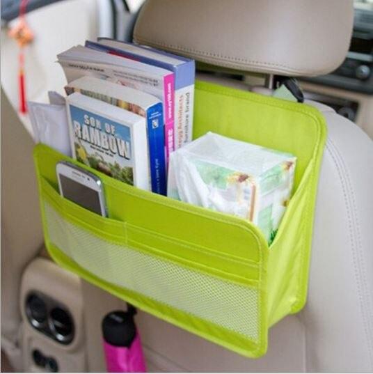 Portable Car Seat Bag Organizer Bags bebe Carriage Pram Buggy Baby Cart Stroller Bottle Cup Storage Holder Mummy Nappy bag