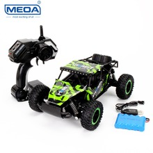 1:16 Remote Control Cars 2WD Electric Toys Truck 2.4G RC Racing Car with 4 Wheel Independent Suspension Hobby Toy for Children