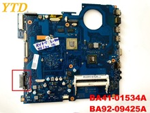 Original para SAMSUNGN RV415 placa base BA41 01534A BA92 09425A probada buena envío gratis conectores