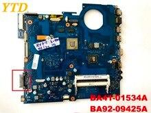 Oryginał dla SAMSUNGN RV415 płyta główna BA41 01534A BA92 09425A testowane dobry darmowy wysyłka złącza