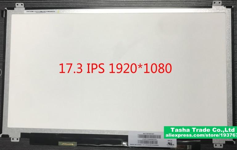 NV173FHM-N41 for MSI GT72 2QD Laptop lcd screen 1920*1080 edp 30pins IPS Matrix NV173FHM N41 ltn133hl01 301 ltn133hl01 301 screen lcd screen laptop screen panel matte 1920 1080 edp 30pins