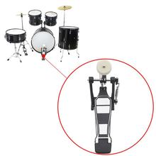 Professional Drum Pedal Beater Single Tension Step Hammer Felt Beats Percussion Instrument Parts Accessories