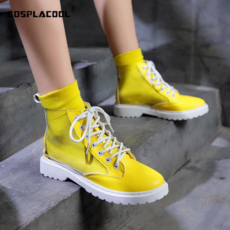 Korea Style Candy Cotton Skarpetki   Socks   Women Cute Short Ankle   Socks   Yellow Blue Purple Green Red Black   Socks   For Girls Gift