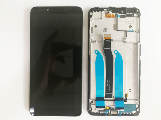 """5.45"""" AAA Quality IPS LCD+Frame For Xiaomi Redmi 6 LCD Display Screen Replacement For Redmi 6A LCD Assembly 1440*720 Resolution"""