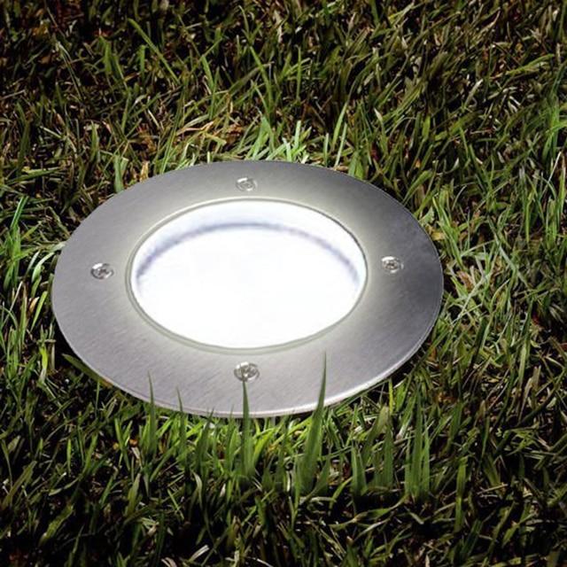 In Ground Outdoor Lighting Fixtures - Outdoor Lighting Ideas