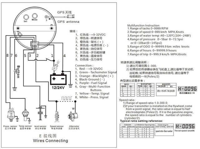 Swell 4 Wire Wiring Diagram For Gps Antenna Electrical Wiring Diagram Wiring Digital Resources Bocepslowmaporg