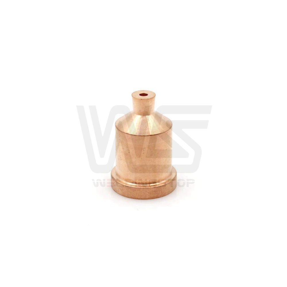 KP2845-6 Plasma Nozzle 60A W03X0893-62A Tip 0.051'' 1.3mm For Lincoln Tomahawk 1538 Cutter LC105 Torch QTY-5 WS Aftermaket