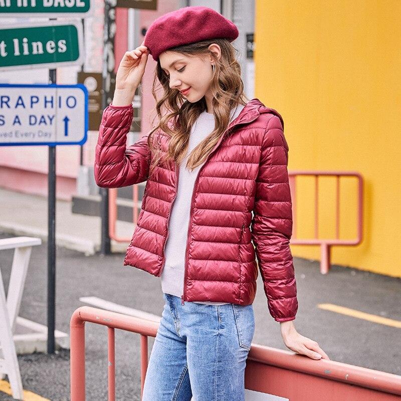 hot Et Court Veste La À red Vers Blue Paragraphe orange blue Hiver Ultra De Grande khaki Le lake Taille Femmes burgundy Nouvelle Pink light Lumière Pink Bas Chaud black Simple Blue Mode fdqxwda