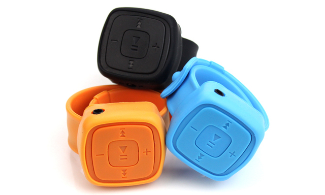 Hot Sell Gift Sport Watch mp3 Player Portable Music Player With Micro TF Card Slot (MP3 ONLY) Can Use As USB Flash Dish