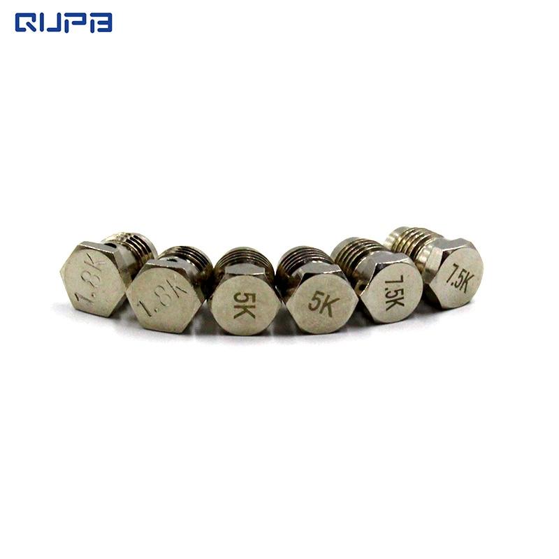 QUPB Paintball Regulator Burst Disks 1.8k 5k 7.5k 2 Packs Per Pressure Free Shipping RBD002