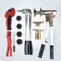 GUYX 2 سلسلة 16 32 مللي متر الأنابيب التوسع العقص كماشة أدوات السباكة المنزلية ملحق أداة خط أنابيب أداة-في مجموعات أدوات يدوية من أدوات على