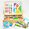 108 unids Dibujo Juguetes Set con magnética 2-sides drawable Número de Aprendizaje Educativo Montessori Suave niños inteligentes creativas