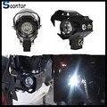 Phare de moto LED phare anti-brouillard pour SUZUKI GSR600 GSR750 GSXS750 GSXR1000 GSXR600 GSXR1000