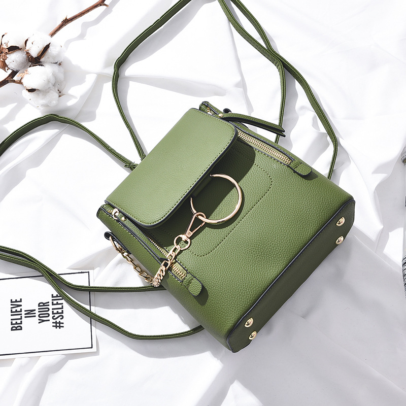 2019 New Fashion PU Leather Women Backpack Mini Women Shoulder Bags Teenager School Backpack Bag Lady Backpacks B-012