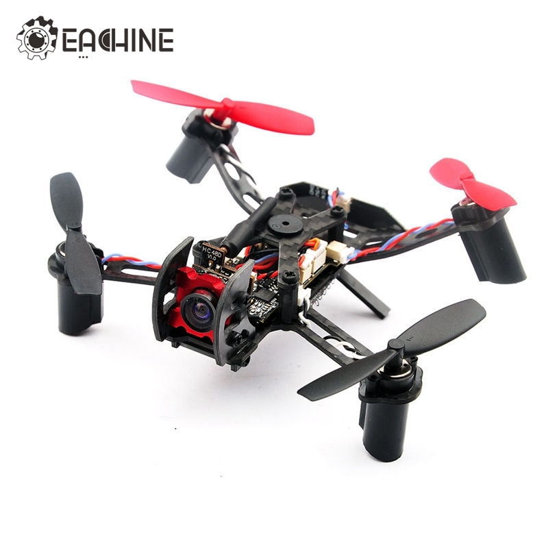 Eachine Vtail QX110 w/ AIOF3PRO_Brushed OSD Betaflight 600TVL HD Camera Micro FPV Racing RC Drone Quadcopter Toys Gift BNF matek f405 with osd betaflight stm32f405 flight control board osd for fpv racing drone quadcopter