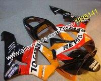 Лидер продаж, для Honda CBR900RR 2000 2001 CBR 929RR CBR 900RR Repsol спортивные ABS Мотоциклетный завод Обтекатели (Термопластавтоматы)