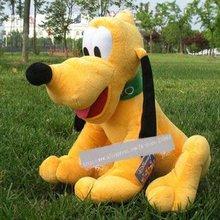 30cm Hotsale plush toys Pluto doll soft toys many size to choose factory supply freeshipping